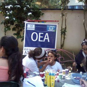 OEA promovió actividades culturales y recreativas en el Parque Ciudad de los Niños